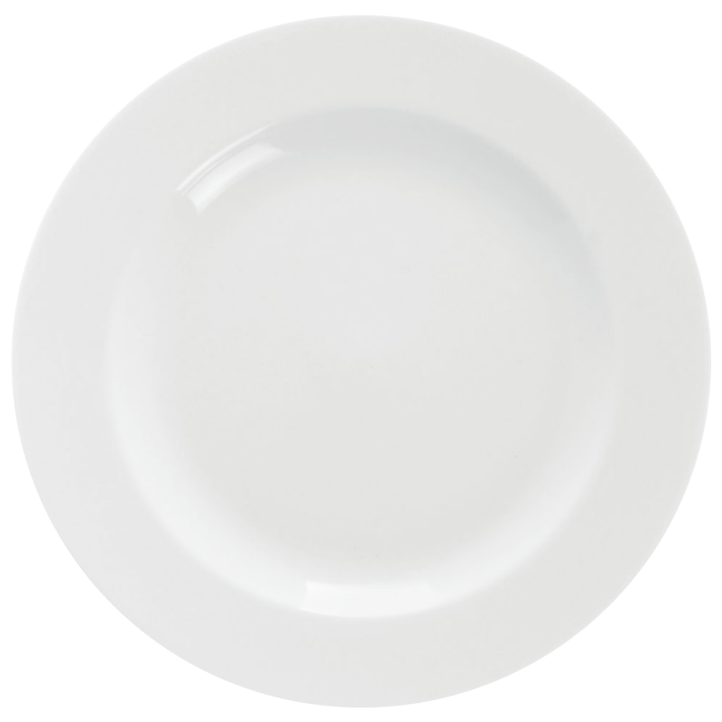 "Round Plate - 10.5"" Vitrex Collection"