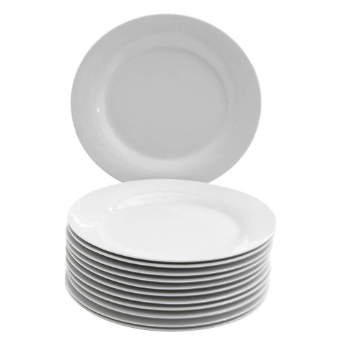 "Round Plate - 7.5"" Vitrex Collection"