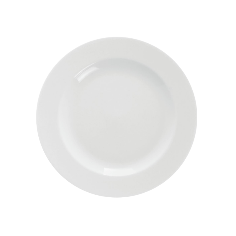 "Round Plate - 6.5"" Vitrex Collection"