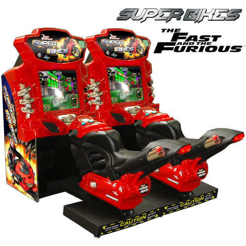 Fast and the Furious Super Bikes