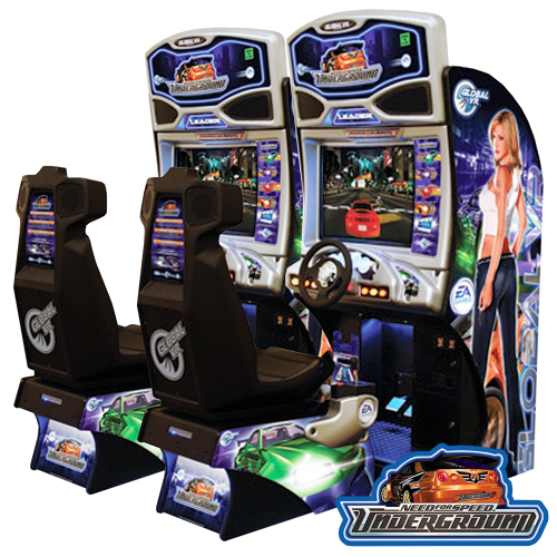 Need For Speed Underground - Twin