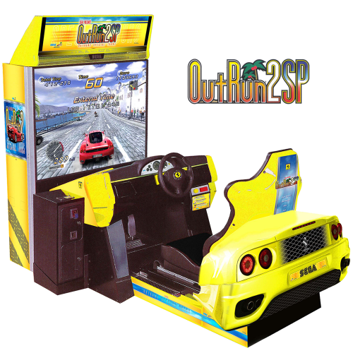 Out Run 2 SP DX