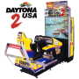 "Daytona USA II DX – 50"" Screen"