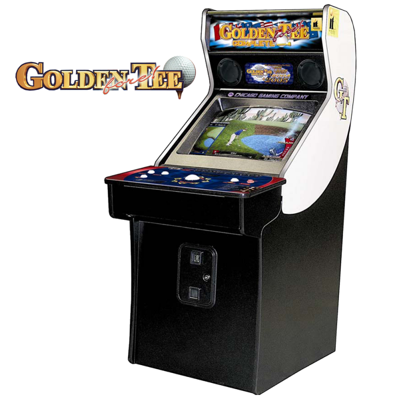 Golden Tee Fore (Golf)