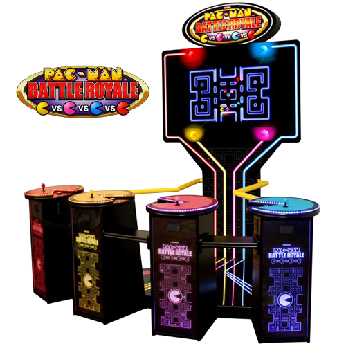 Pac-Man Battle Royale DX