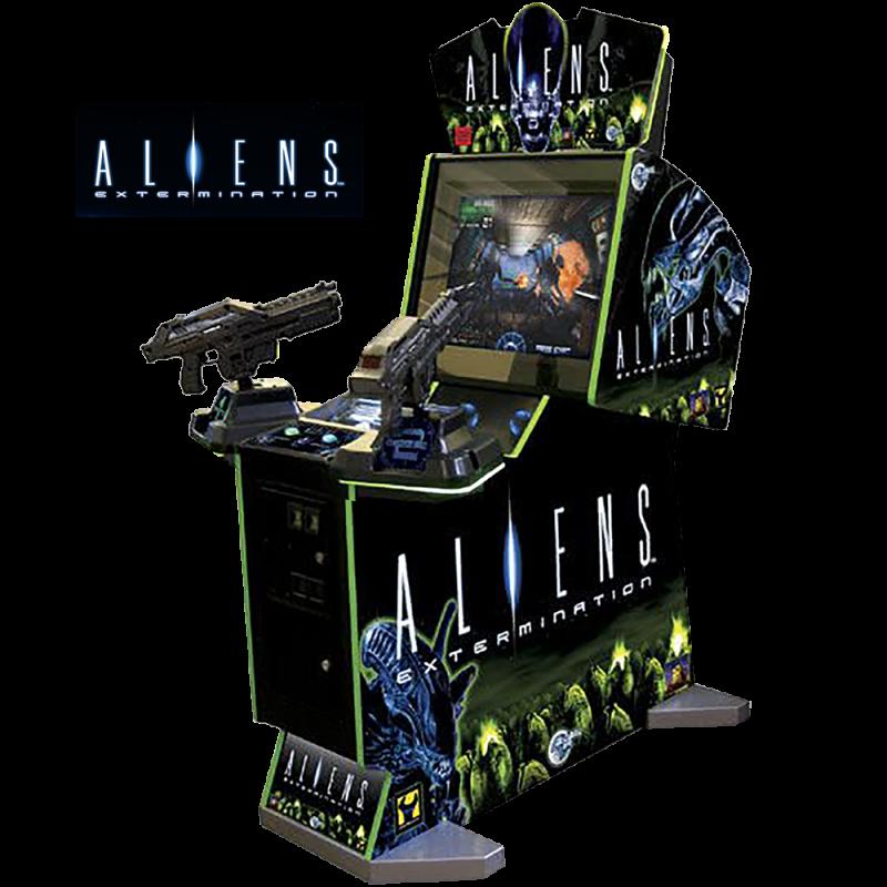 Alien Extermination