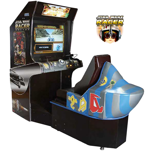 Star Wars Racer Arcade
