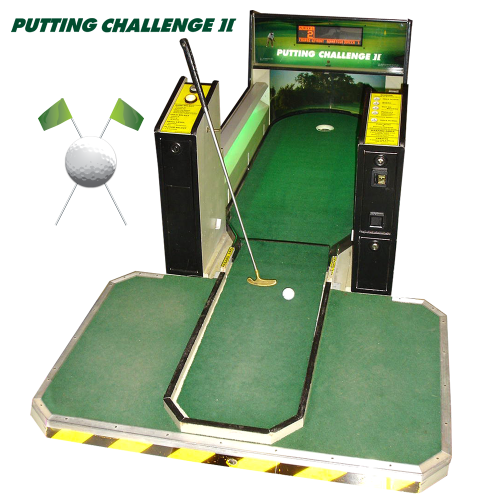 Golf Putting Challenge II