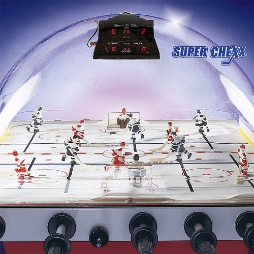 Super Chexx Dome Hockey Table