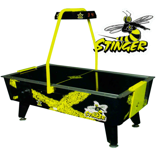 Stinger Table de hockey pneumatique 7'