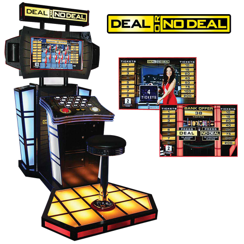 Le Banquier - Deal Or No Deal (Mega-Deluxe)
