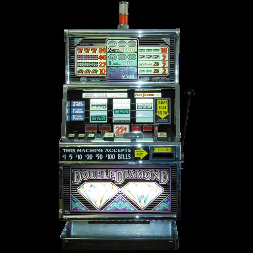 Double Diamond Machine à Sous