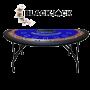Table de Blackjack 7-Joueurs