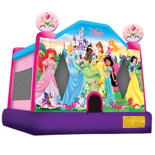 Disney Princess 2 Bouncer