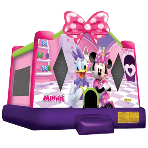 Minnie Mouse Bouncer