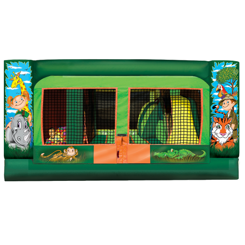 La Petite Jungle Combo 4-en-1