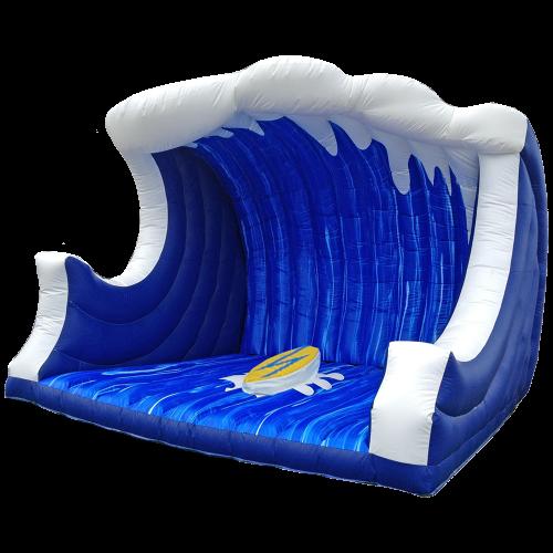 Planche de Surf Mécanique Big Wave