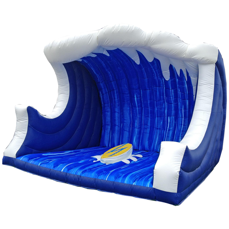 Big Wave Mechanical Surfboard