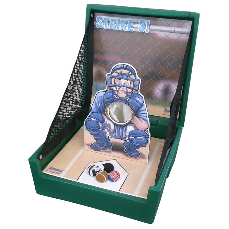 Strike 3 Baseball Toss Game