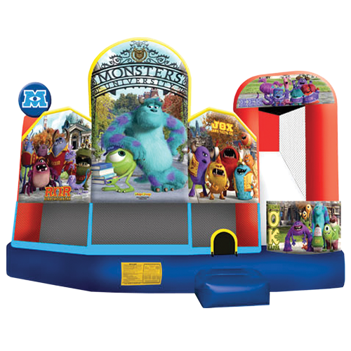 Monsters University 5-in-1 Combo
