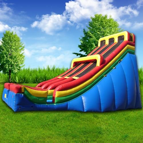 Rainbow Slide 28'