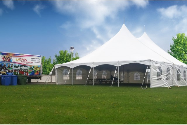 Tents for your private or professional events